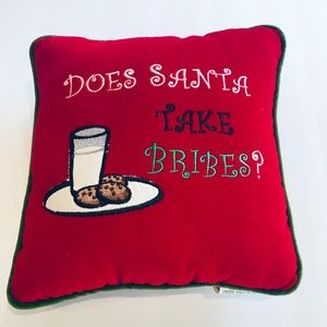 Other - Fun Christmas Accent Pillow
